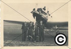 Jagdfliegerausbildung 1936