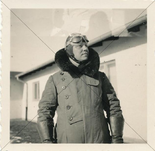 Flugschüler Fritjof Schmidt 1934