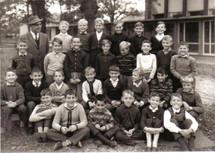 1962 4. Klasse Rektor Mertl