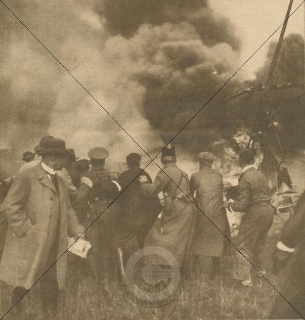 Das Bunte Blatt 1925 - Oberleutnant Kröh