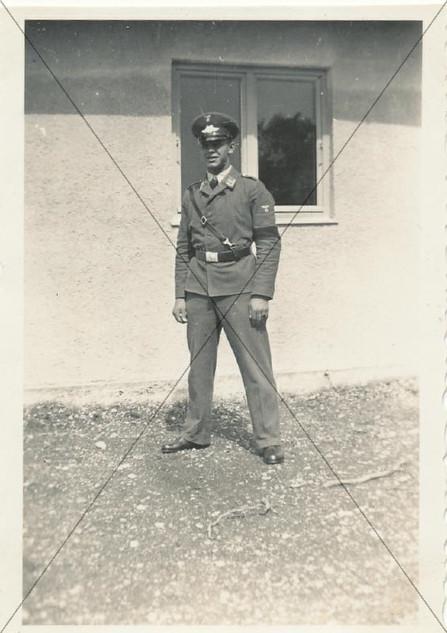 Flugschüler 1934 in Schleißheim