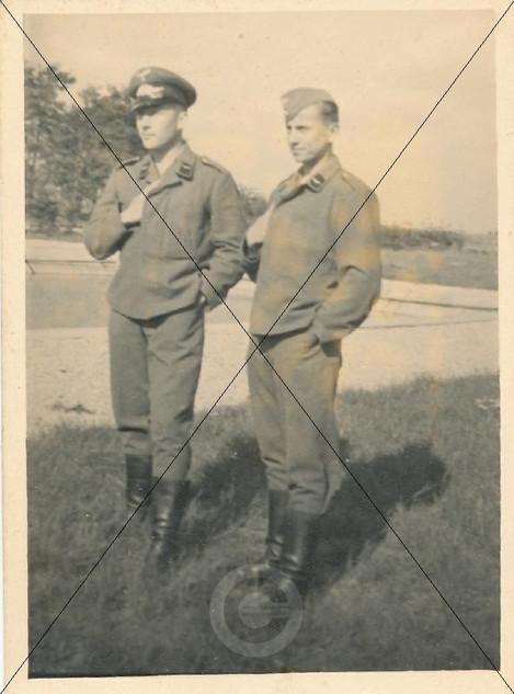 12.05.1940, Mein Kamerad Wolf Barkow