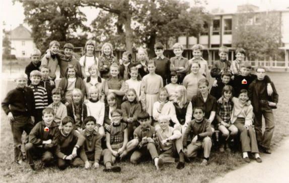 1970 5. Klasse Frau Deubler