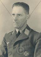Hauptmann Otto Lang - Kommandeur Flieger