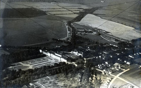 Luftbild Schleißheim