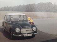 Hupp-Wald noch ohne Hirschplanallee 1964