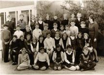 1970 4. Klasse Frau Haug