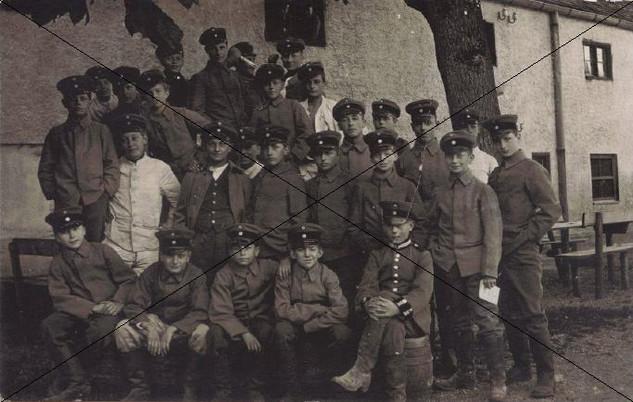 Hochmutting 1918 - Leihgabe von D. Härle