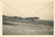 Am Fliegerhorst Schleißheim 1942