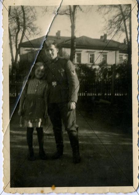 Otto Rummel, Freisingerstrasse 40er Jahr