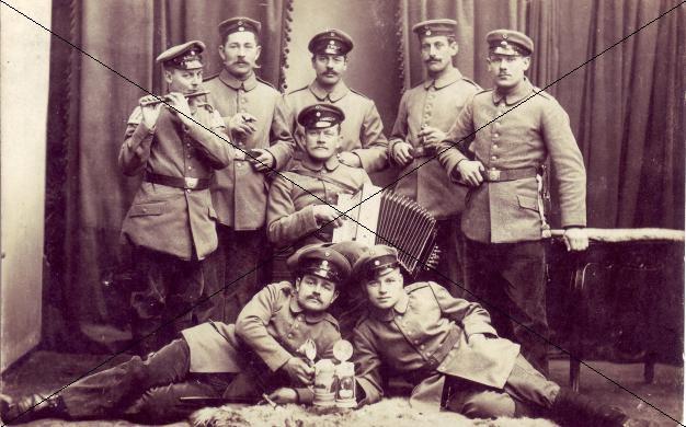 Werft-Kompanie Schleißheim 1916