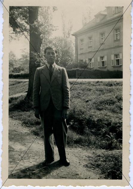 Otto Rummel, Freisingerstrasse 30er Jahr