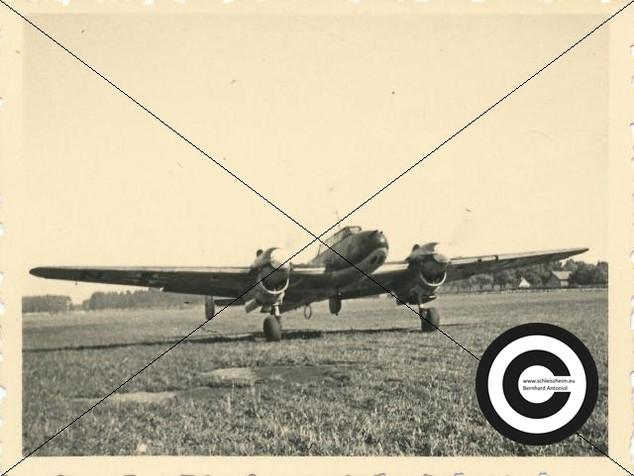 Zerstoererschule Messerschmid Me 110 (2)