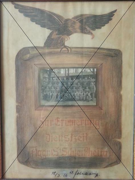 Schleißheim 1916