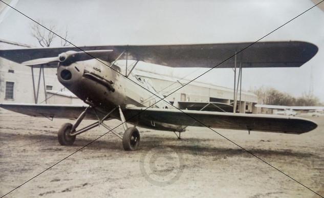 Arado Ar66 mit As 10, 8 Zyl. 210-240 PS