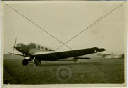 D-876 Junkers G23 Diana