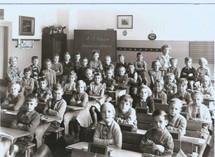 1958 1-3. Klasse Frau Schött