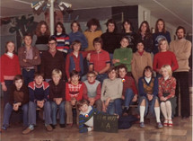 1977 Klasse 8a