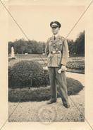 Soldat im Schlosspark