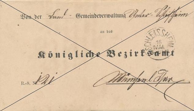 Unterschleissheim 1877.jpg