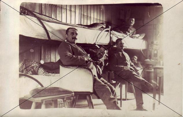 Albert Schweiger FEA Schleißheim 1917