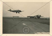 Junkers Flugzeuge am Fliegerhorst Schlei