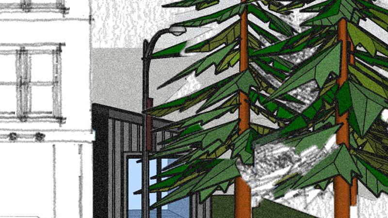 Backwoods Finishing Package (Skillion Design)