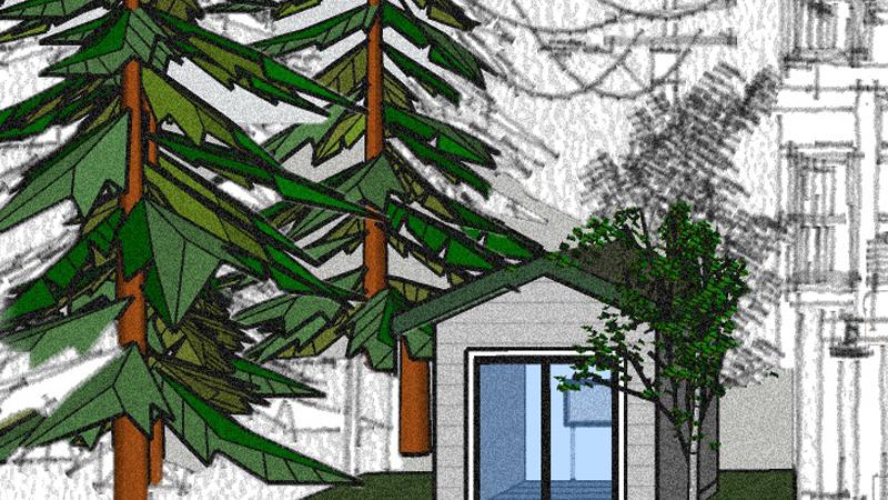 Beach House Finishing Package (Gable Design)