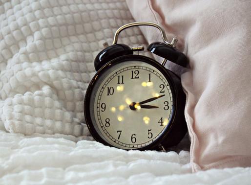 Schlafstörungen – wenn die Seele uns wach hält!