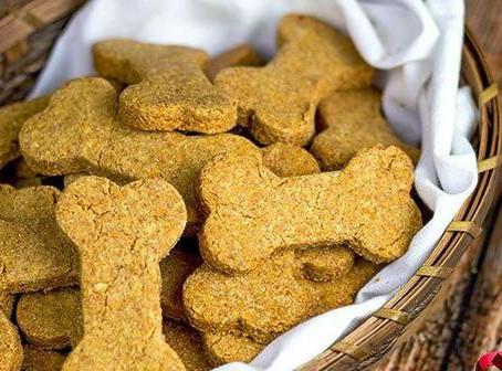 Receita De Biscoitos Saudáveis Para Cachorro