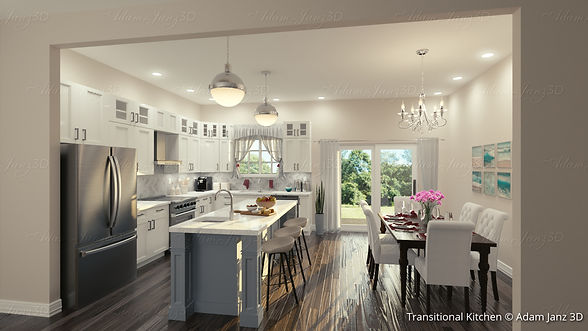 3D House Rendering Services   Canada