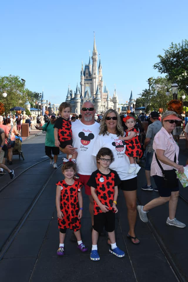 MK with the Grands 2019