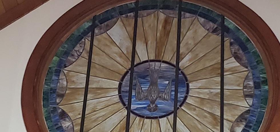 Holy Spirit Descends Like a Dove