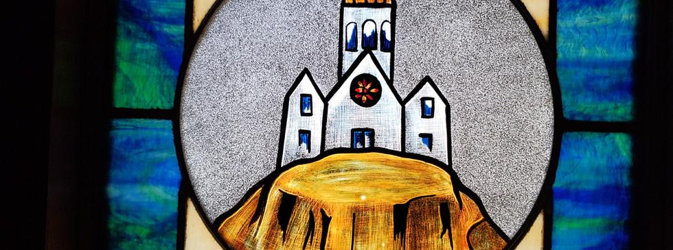 The Church on a Hill