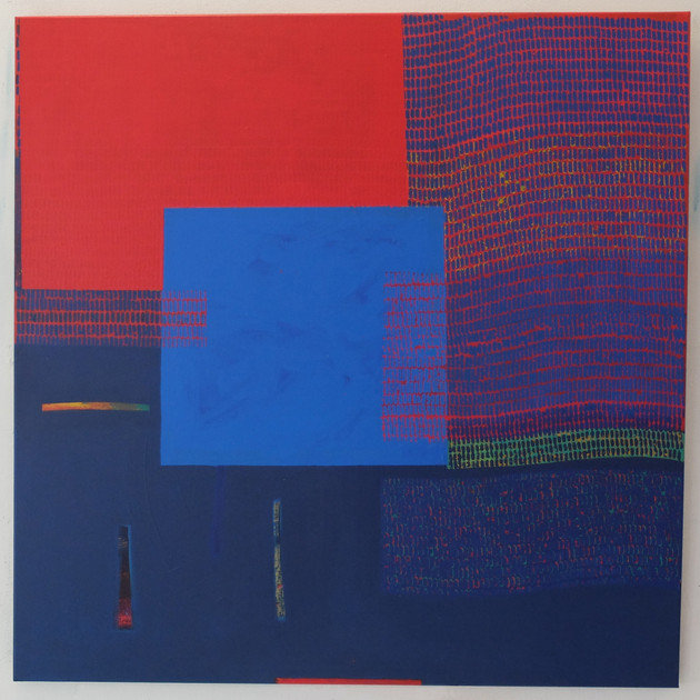 Blue Square No.1