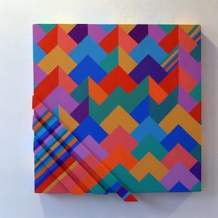 1. Carole Hawthorne. Tessellation 1. H60