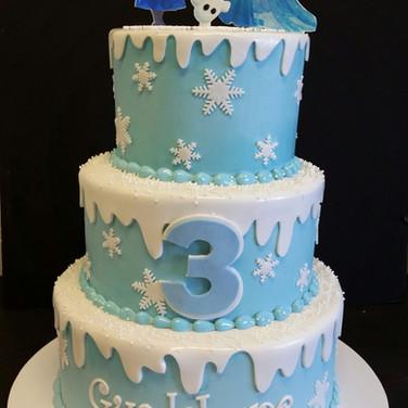 Frozen 3 tier