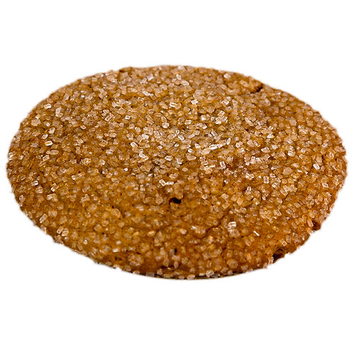 """Ginger Molasses Cookie - """"Can't Stop the Ginger"""" - 6 Pack"""