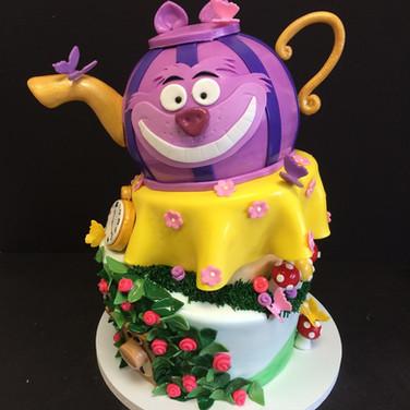 Alice in Wonderland Chesire