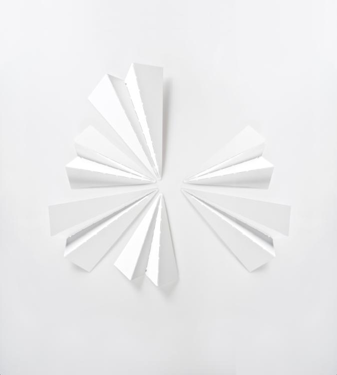 Origami Muro Exterior