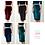 High Waist Velvet Wiggle Skirt available colours