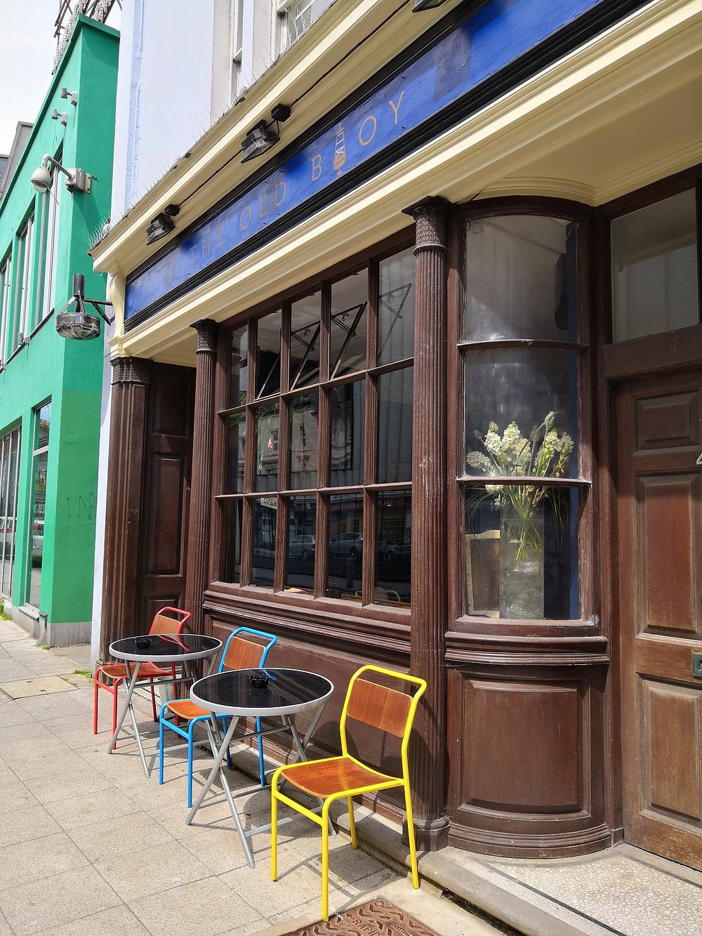 The Old Buoy, Folkestone