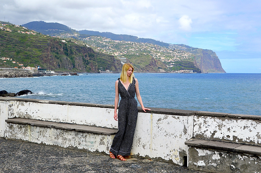Stylecamp Marlene Jumpsuit by the Sea