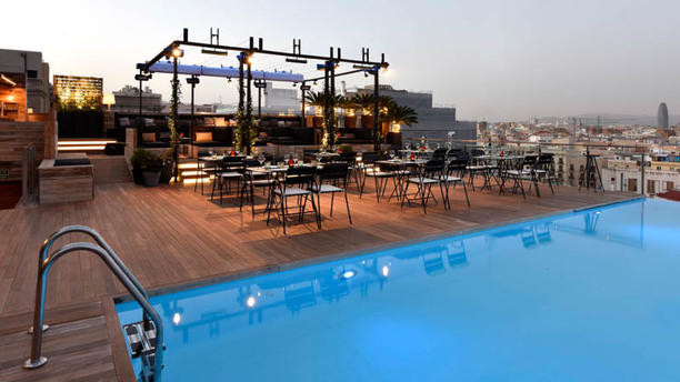 Sky Bar, Barcelona - picture c/o The Fork