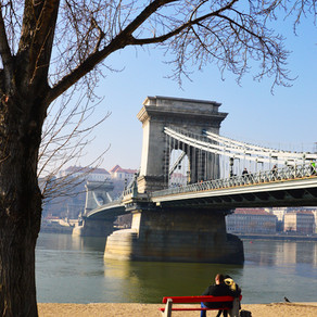 Postcard from: Romantic Budapest