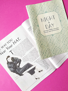 Night & Day pamphlet