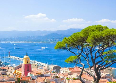 Saint-Tropez, Cote d'Azur, France