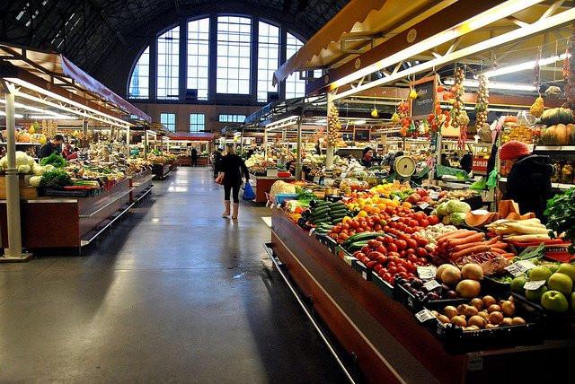 Riga Central Market - picture c/o Christina Weninger Liden & Denz