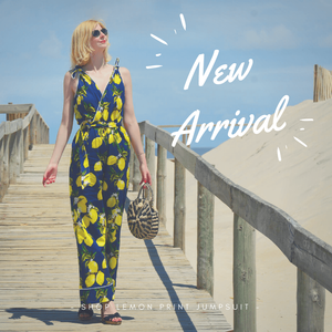 New arrival - jumpsuits
