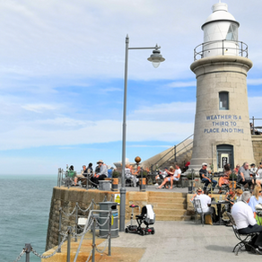#Staycation: Postcard from Folkestone